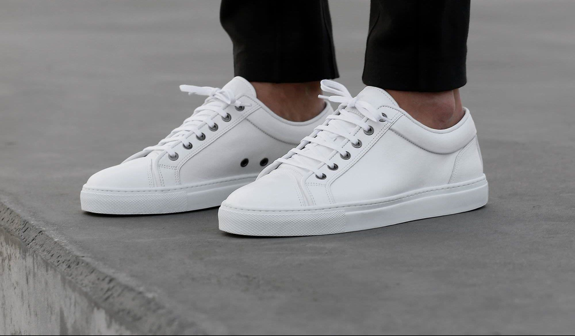 10 alternatives aux Stan Smith d'Adidas | Chaussure homme