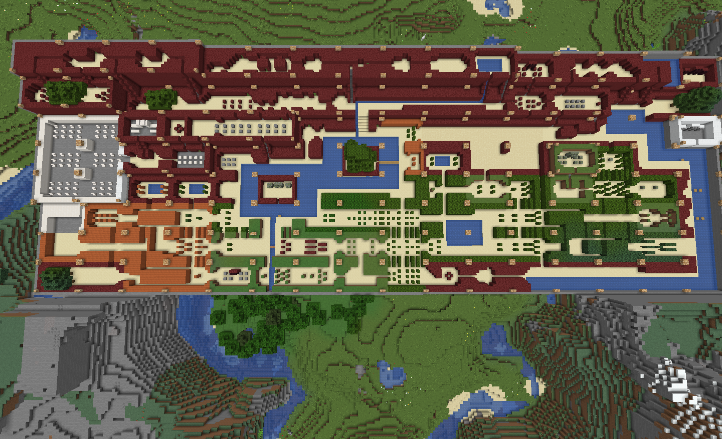 Created a 3-D version of the Classic Legend of Zelda map ...