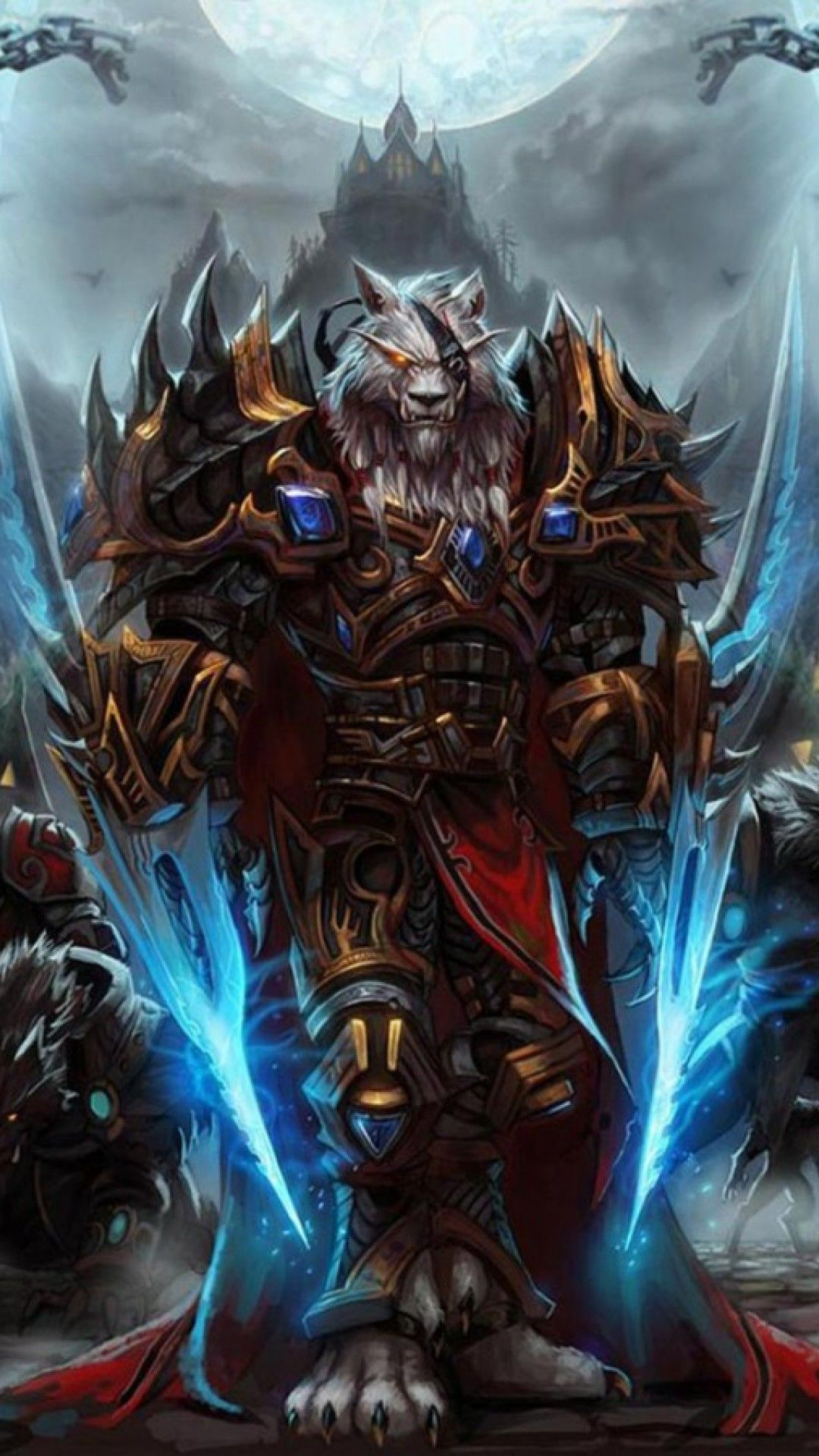 World Of Warcraft Wallpapers For Iphone Iphone Plus Iphone Warcraft Art World Of Warcraft Warcraft