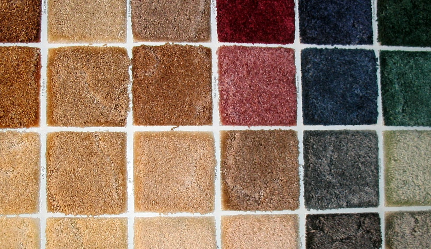 How To Choose AllergyFree Carpet For A HealthyHome Healthy - Different types of rugs and carpets
