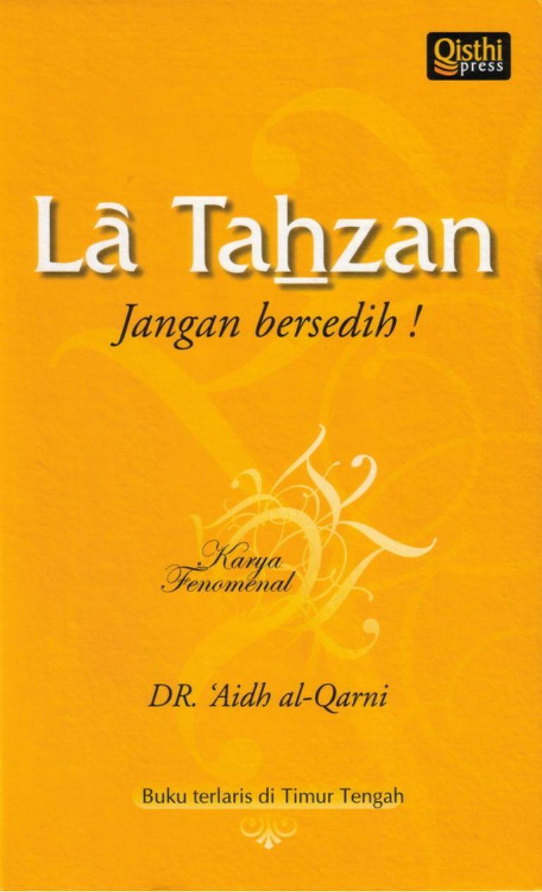 EBOOK LA TAHZAN FOR LOVE EBOOK DOWNLOAD