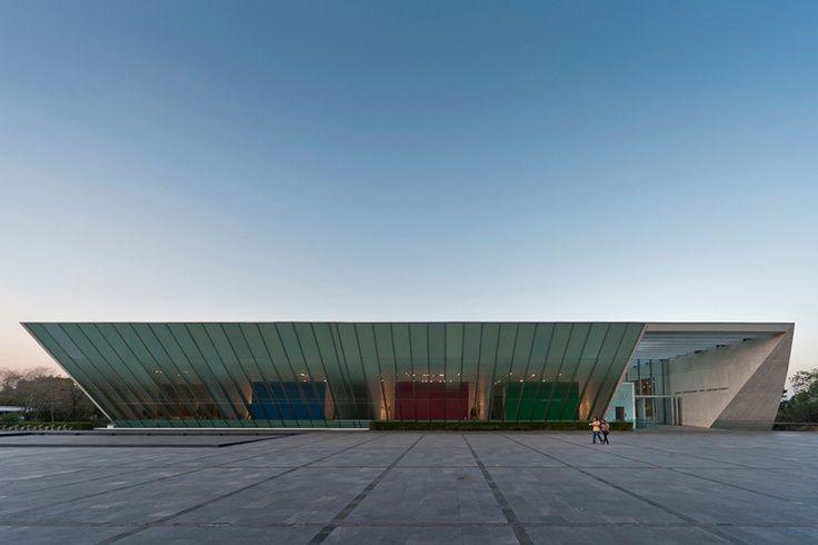 Resultado de imagen para Contemporary Art Museum on UNAM's