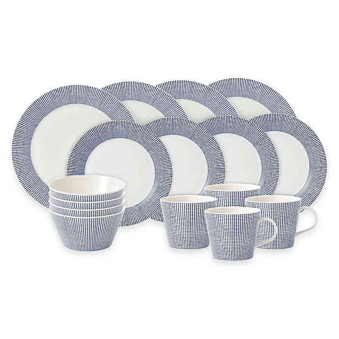 Royal Doulton® Pacific Dots Dinnerware Collection
