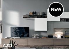 Soggiorno Tomasella ~ Gruppo tomasella propone mobili per soggiorno in diverse essenze e