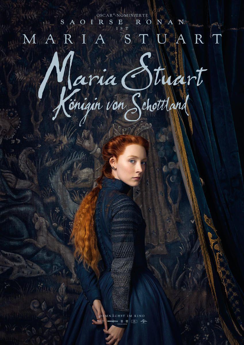 Maria Stuart Königin Von Schottland Wartet Mit Einem Neuen