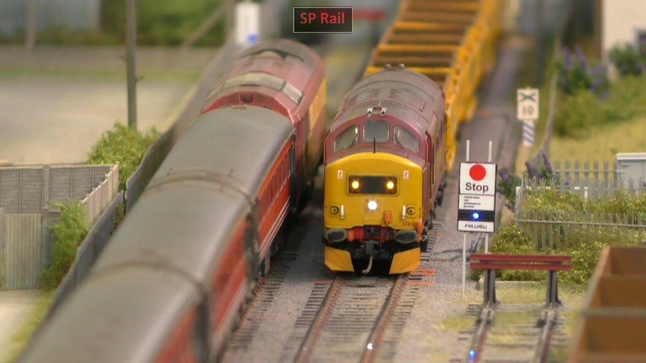 Modelex 2017 - Andover MRC Exhibition - YouTube | Trains