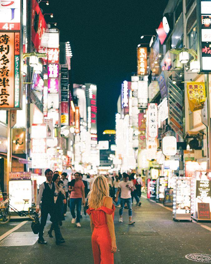 Guide to Tokyo Kyoto Japan on LaurenConrad.com
