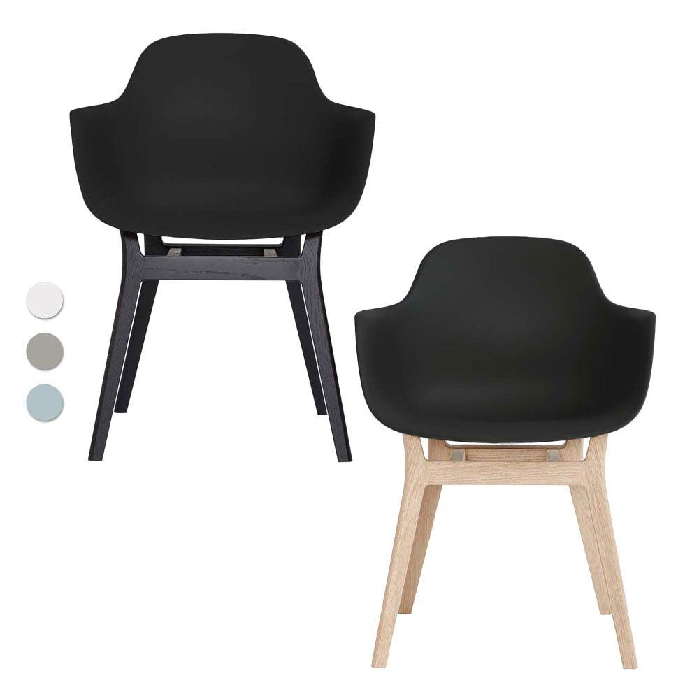 Andersen Schalenstuhl Ac3 Holz Kunststoff Andersen Furniture