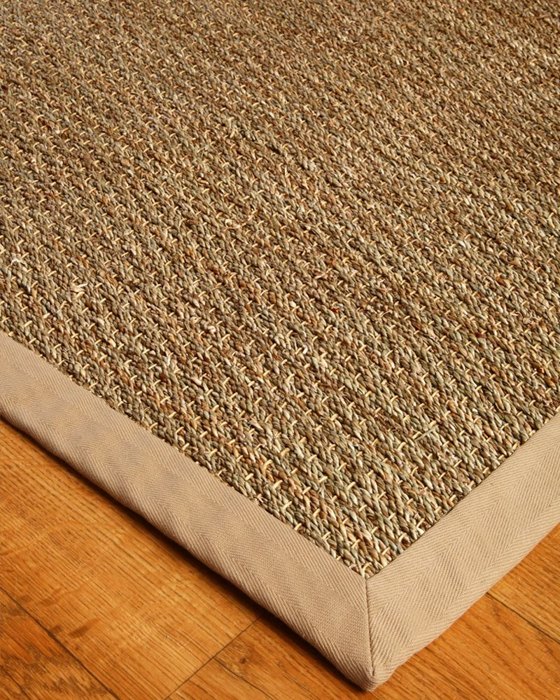 Maritime Cabana Seagrass Rug Sage Khaki 369 For 9 X 12 Natural Area Rugs Seagrass Rug Area Rugs