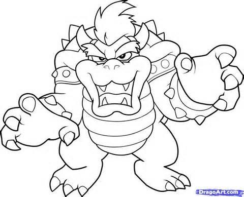 Imprimer le coloriage  Personnages-celebres - Nintendo - Super - new mario sunshine coloring pages