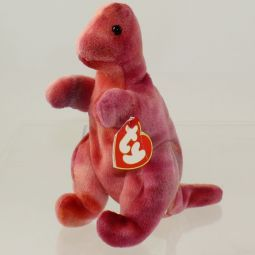 ec89098554a TY Beanie Baby - REX the Dinosaur (3rd Gen Hang Tag - MWCTs ...