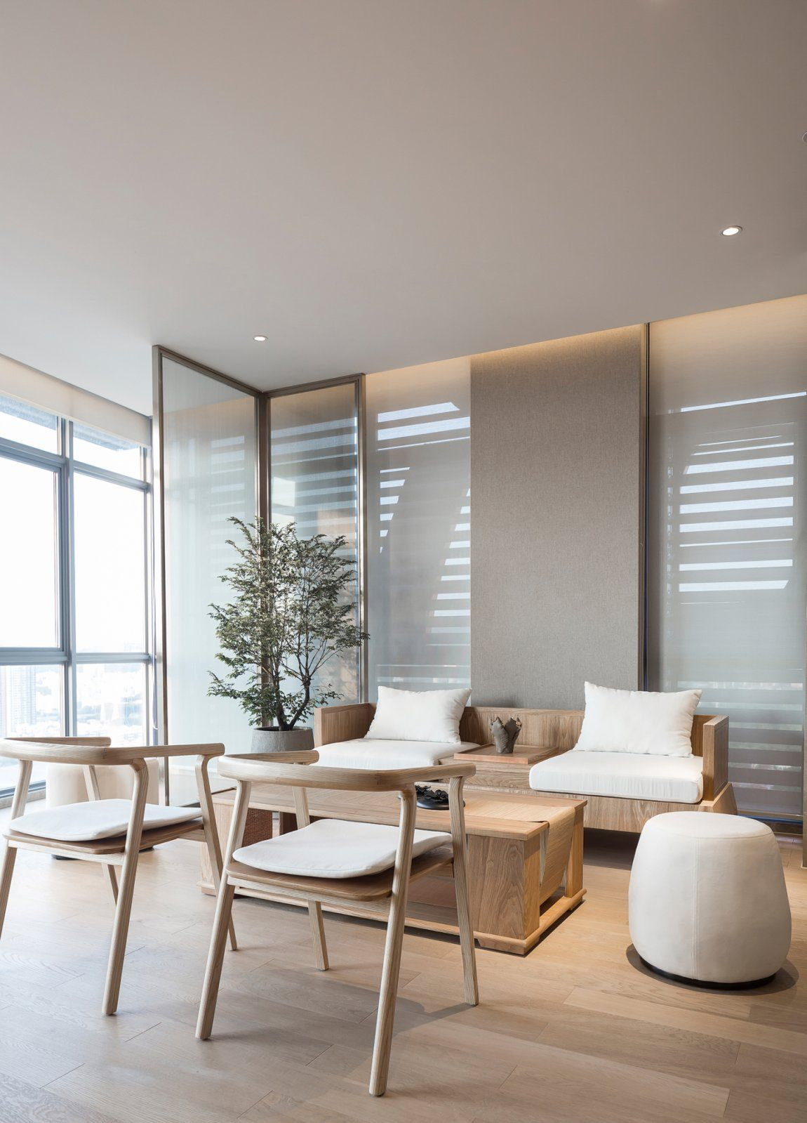 Minimalist House 85 Design: Shenzhen ZhongJing · Financial Innovation Center By PleasantHouse – Aasarchitecture