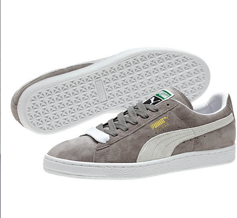 f5f67e0ed594 Puma Suede Steeple Grey  puma  grey  fashion  style