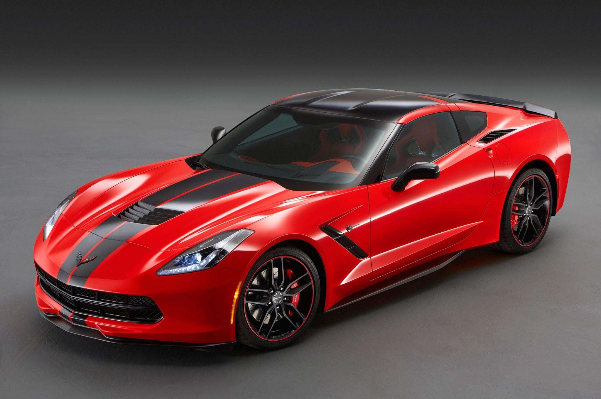 2015 Corvette Stingray C7 Coupe Z06 Supercharged LT4 engine 6 2Lt V