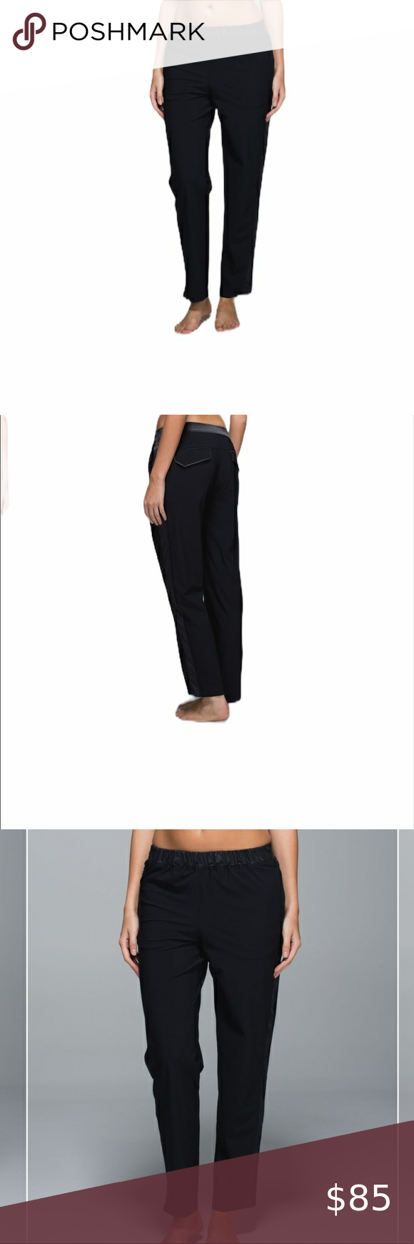Copy Lululemon Rise And Shine Trousers Style Number Is W5g36s Measurements Approximately Waist 13 Rise 10 Inseam 28 2 In 2020 Jumpsuit Trousers Trousers Lululemon