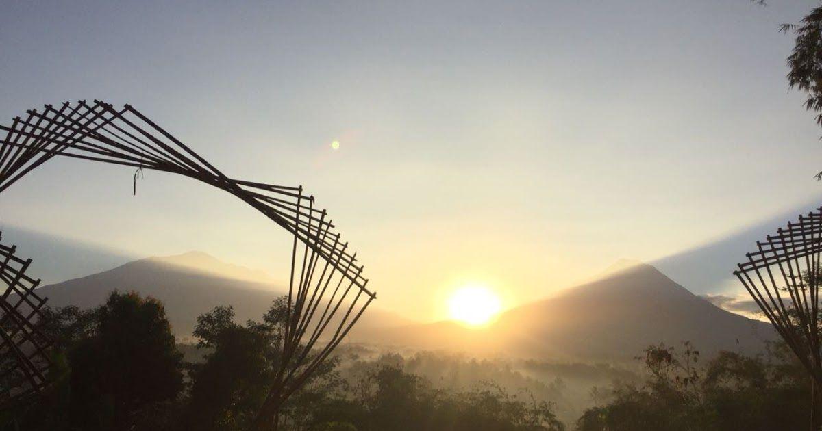 30 Pemandangan Alam Magelang Berita Magelang Festival Lembah Merapi Padukan Eksotisnya Download Dream Believe Make It Happen Wisata Pemandangan Alam Awan