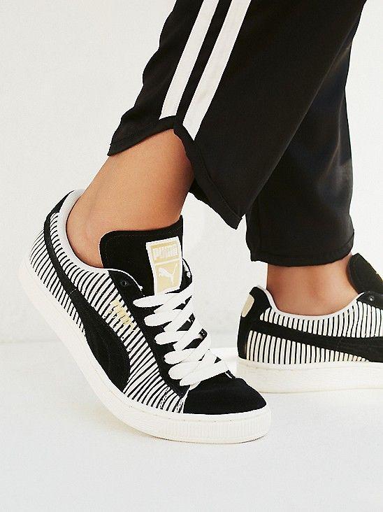 Classic stripes trainer puma sneaker