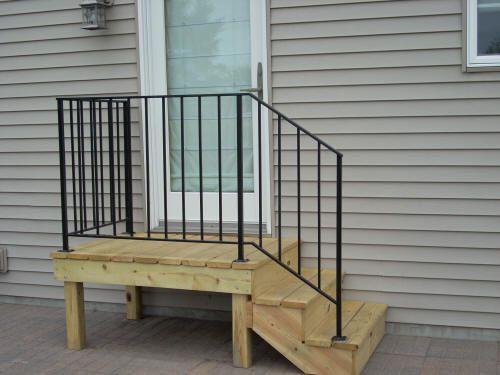 Mobile Home Steps, Mobile Home Outdoor Steps