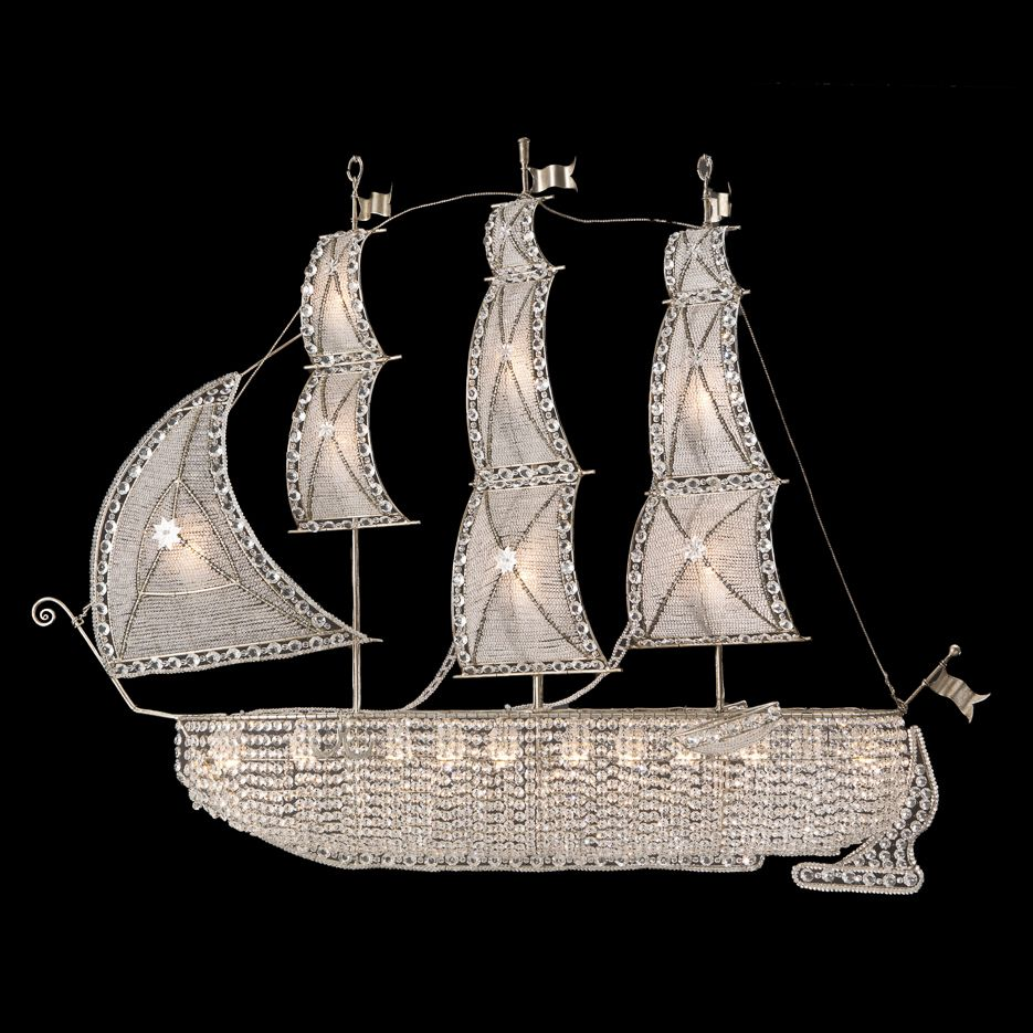 love a good crystal ship chandelier paul ferrante - Paul Ferrante Chandelier