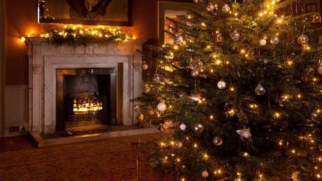 Things To See Do National Trust Christmas In England English Christmas Christmas Magic