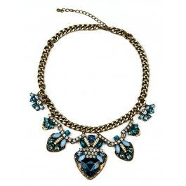 "<span itemprop=""name"">Vintage Teal Blossom Statement Necklace</span><meta itemprop=""sku"" content=""vintage_teal_statement_necklace"" /><meta itemprop=""productID"" content=""411"" />"