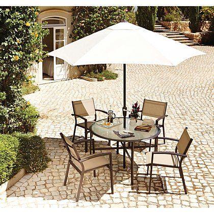 Haversham 6 Piece Expressions Patio Set | Garden Furniture | George ...