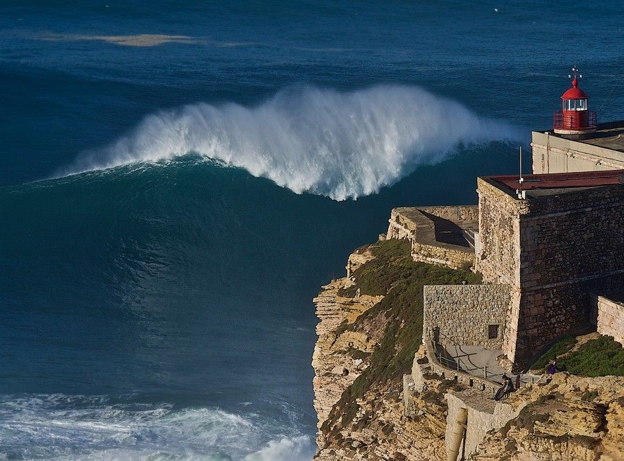 Nazaré by Renato J. Campos on 500px