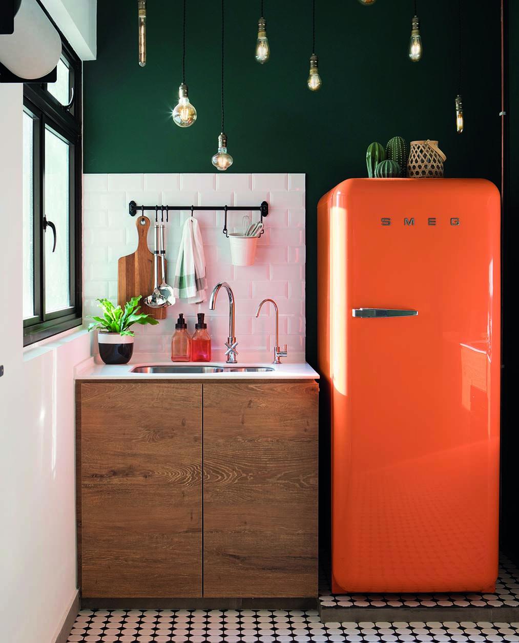 Threeroom HDB apartment Design Fuse Concept Apartment