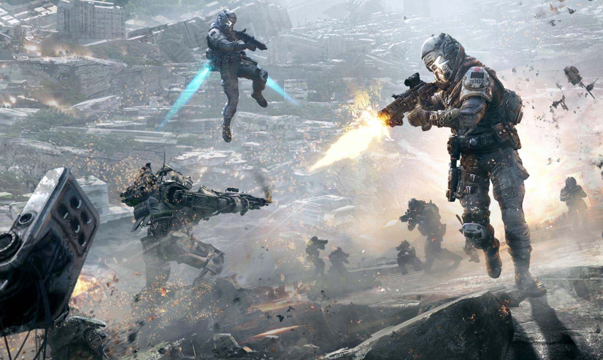 titanfall 2 wallpapers hd resolution is cool wallpapers | gg | pinterest
