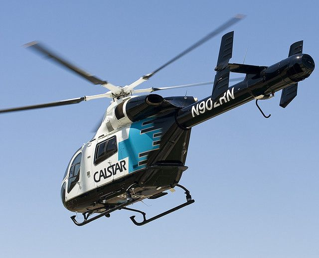 calstar md 902 flight paramedic helicopter aircraft pinterest