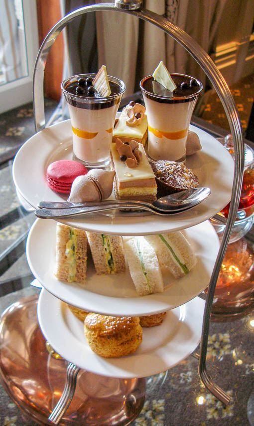 Cape Grace Hotel Afternoon Tea With Images Tea Time Food