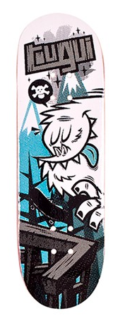 "BerlinWood ""Tougui Yeti"""