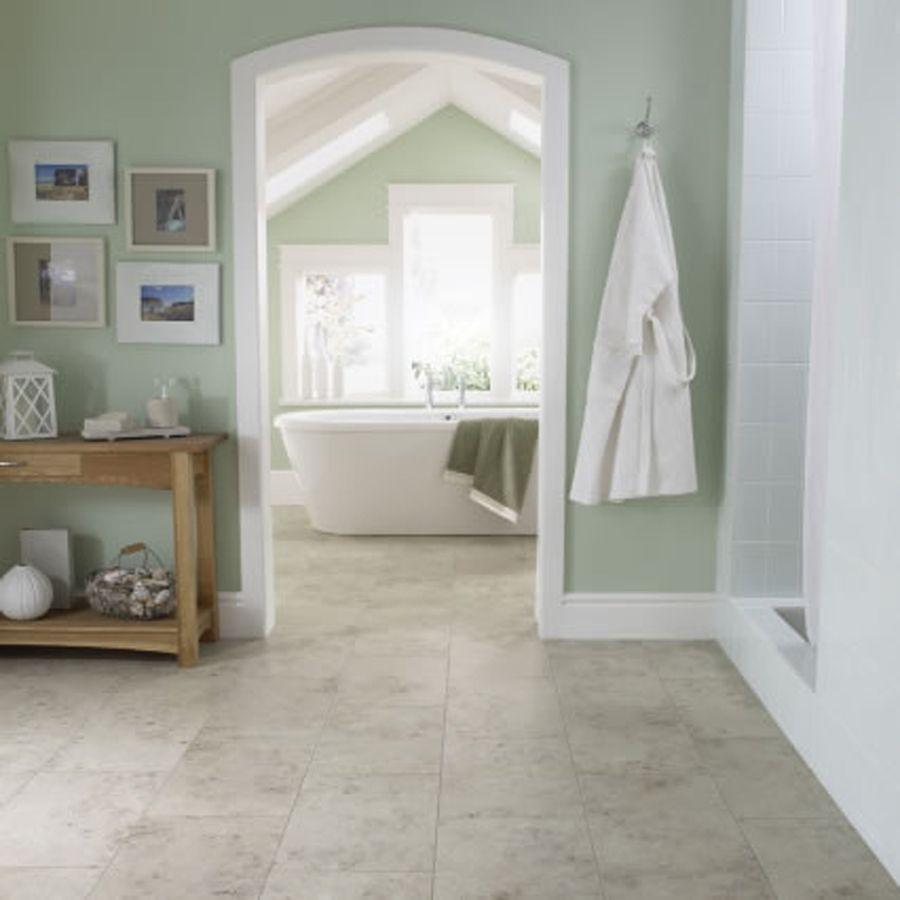 Soft green bathroom interior classic floor with green color wall soft green bathroom interior classic floor with green color wall feat vintage natural table decoration dailygadgetfo Images
