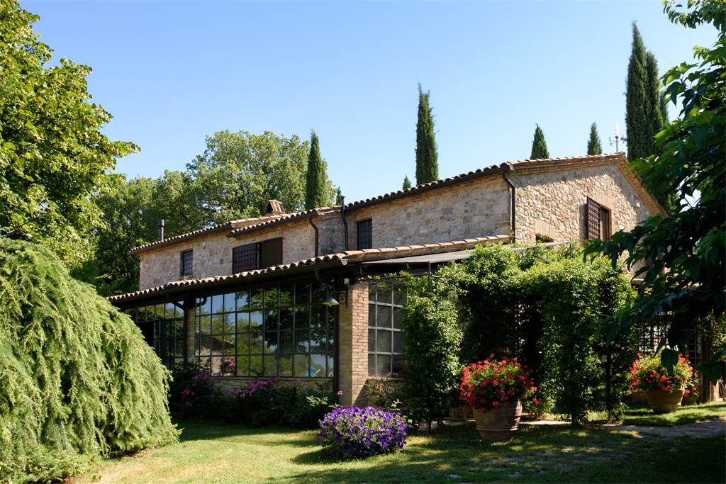 Charming House Overlooking The Town Of Todi Perugia, Italy U2013 Luxury Home  For Sale