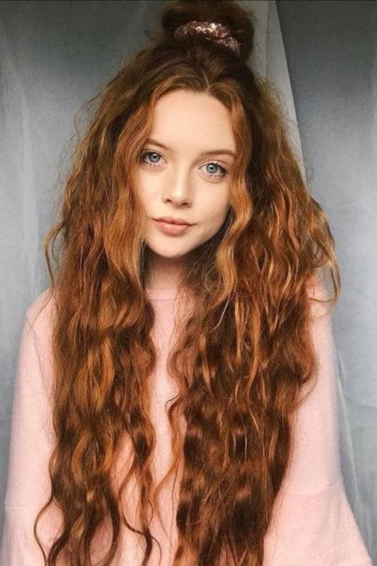 13 Red Hairstyles Harfrisyrer Oppsett Og Har
