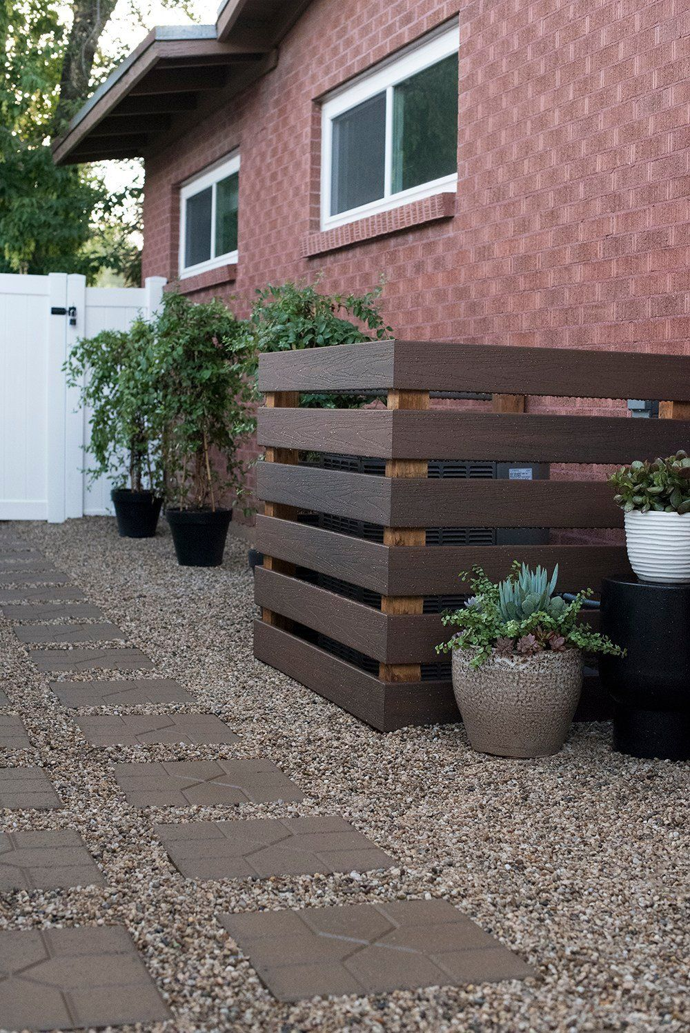 3 Day Project Transforming Our Side Yard Yard ideas