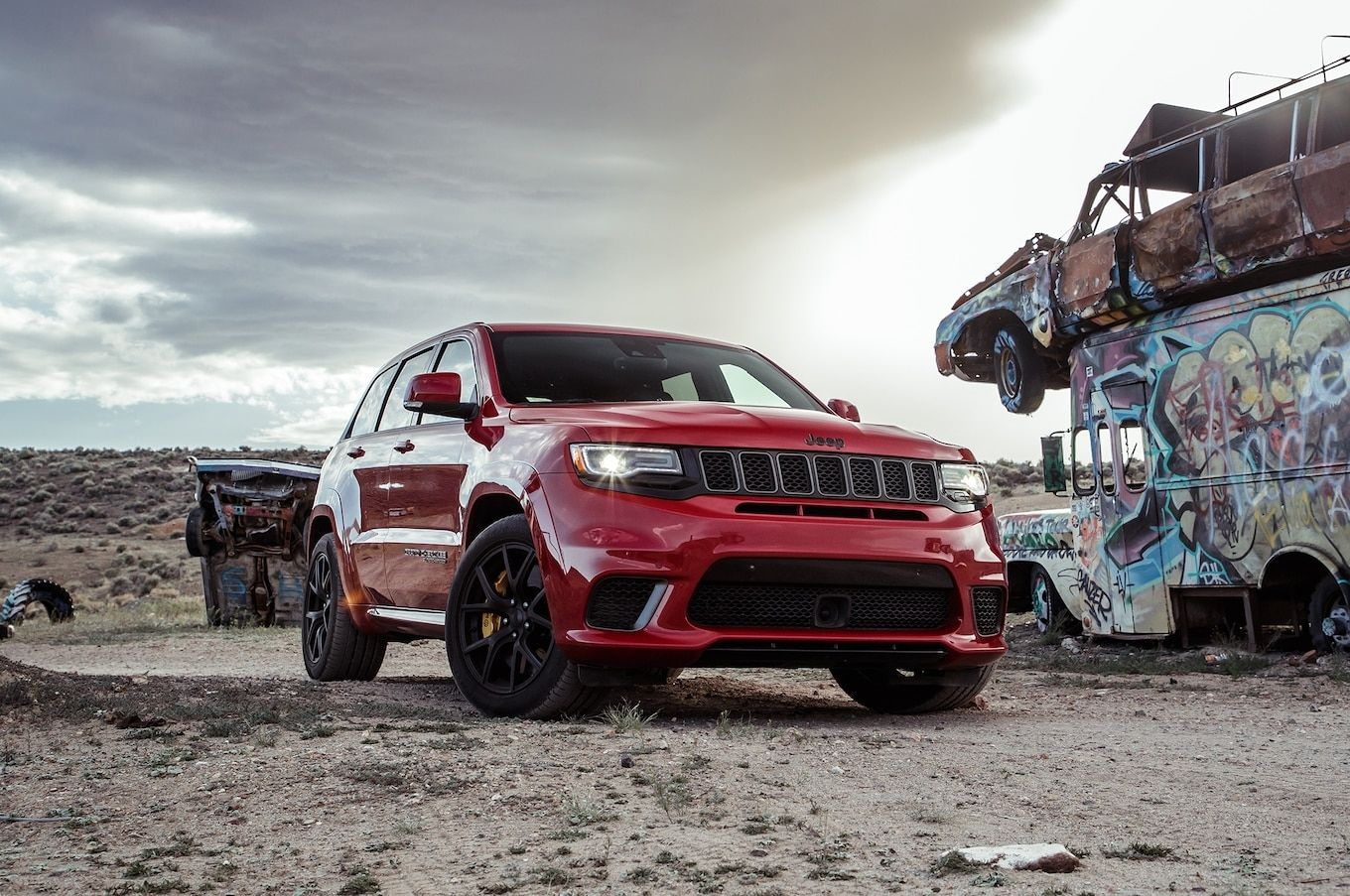 2021 Jeep Grand Cherokee Will Be All New And Larger Than Ever