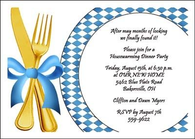 Celebrate your new house with these housewarming dinner party celebrate your new house with these housewarming dinner party invites stopboris Choice Image