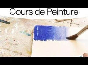Cours D Aquarelle Niveau Debutant Youtube Aquarelle Facile