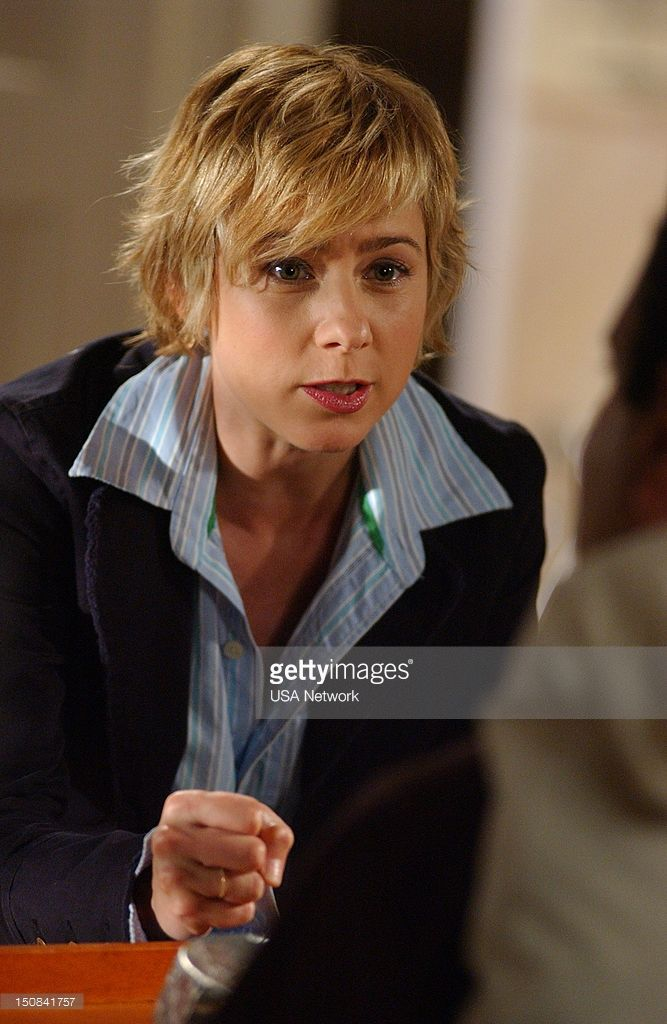 MONK -- 'Mr. Monk Stays in Bed' Episode 3 -- Pictured: Traylor Howard as  Natalie Teeger --