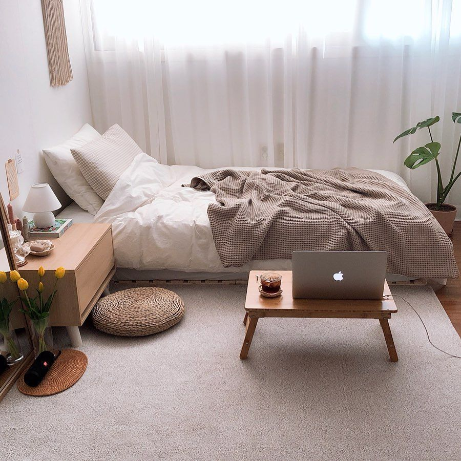 32+ Ideal Apartment Bedroom Decor Cozy That Will Take You ...