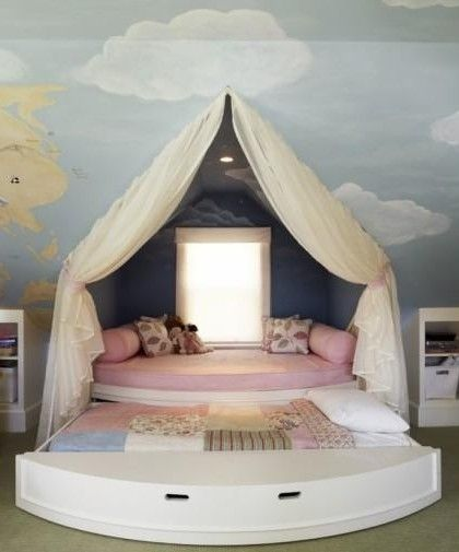 Best Cute Little Girls Room Without The Window By The Bed 640 x 480