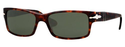 7d3cb06d56f Persol PO2803S 24 31 Havana Sunglasses with Grey Lenses 55mm 2803S 24 31 55  Persol.  145.00