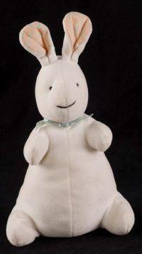 d0703a343352d Gund Pat Pat the Bunny White Bunny Rabbit   75700 Plush 12
