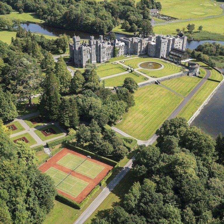 Ashford Castle Wedding: 5 Reasons To Honeymoon At Ashford Castle In 2019