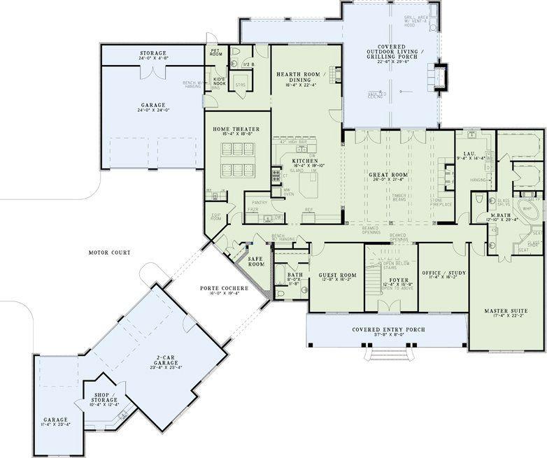 6 Bedroom 5 Bath Country House Plan Alp 09rk Chatham Design Group Luxury Plan Floor Plans House Plans