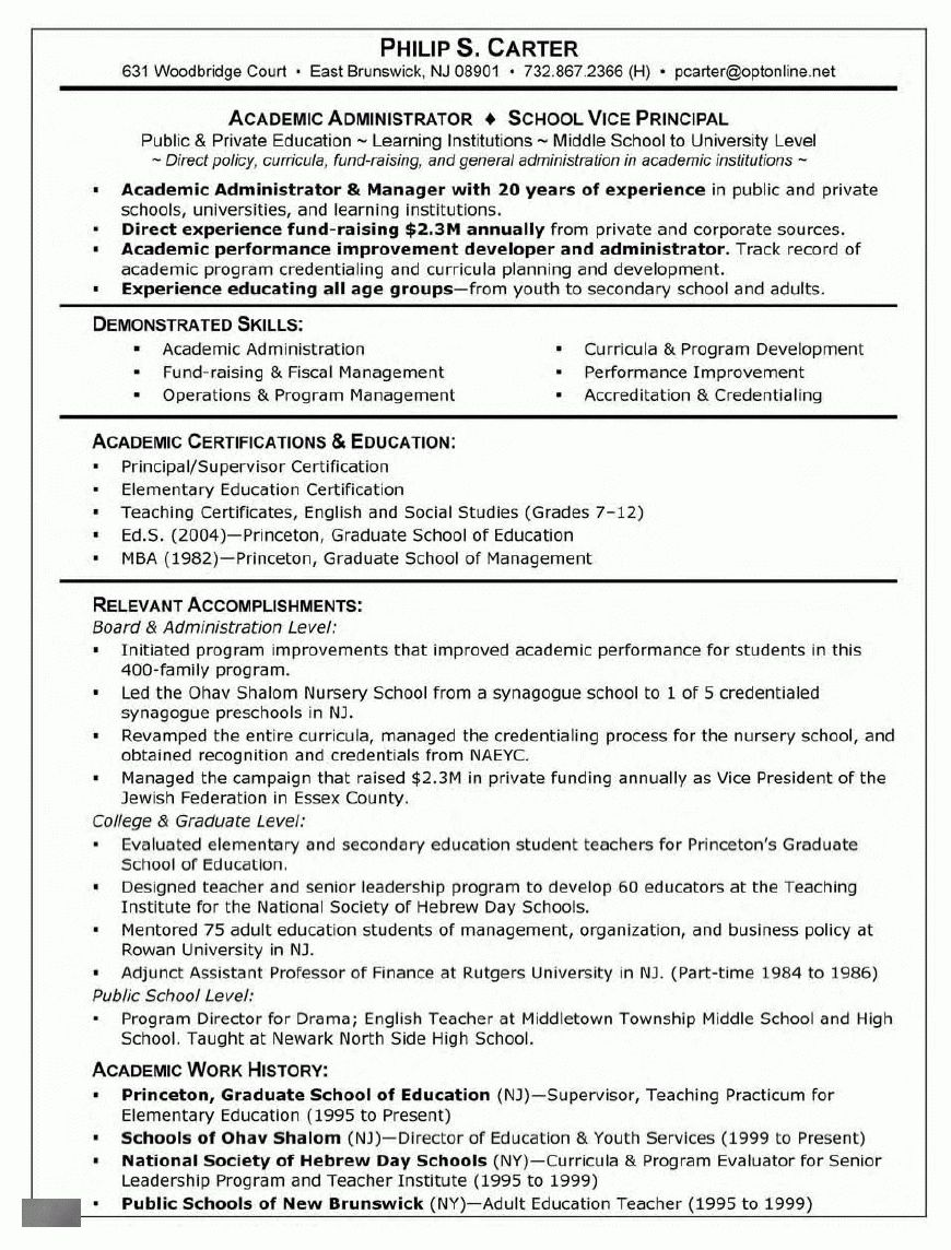 Graduate School Resume Sample Best Builder Admission For  Home