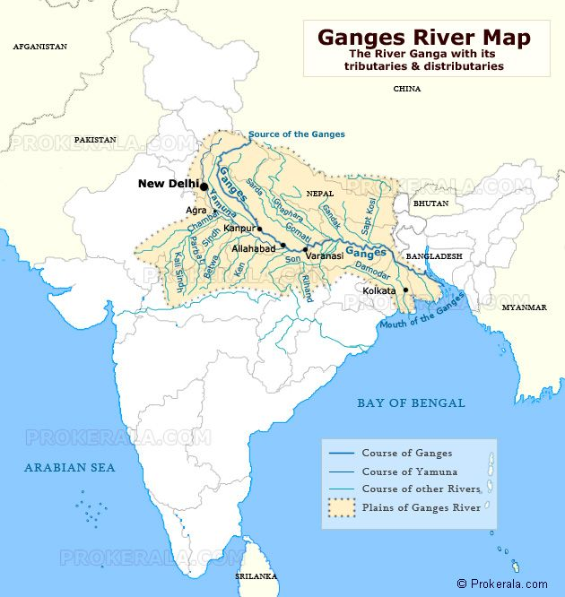 Ganges River. The Ganges river is considered sacred by the ...