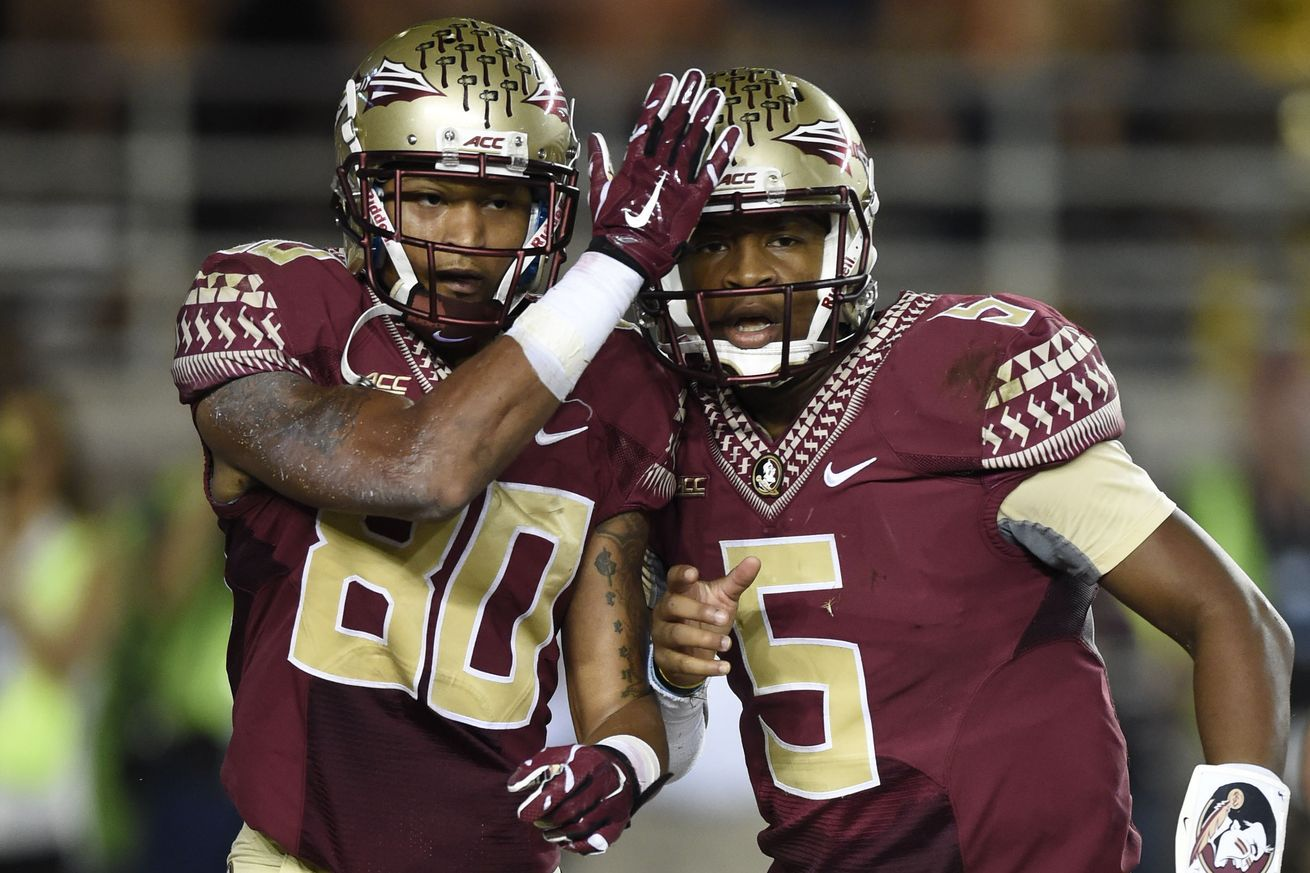College football playoff where is florida state ranked