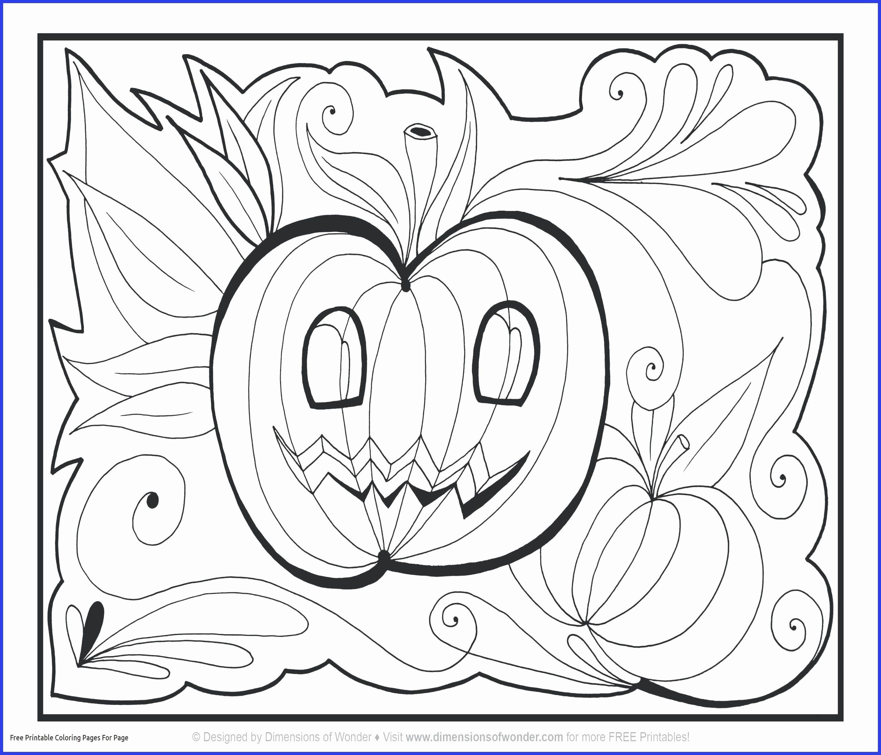 Halloween Coloring Activities For Toddlers Lovely Disney